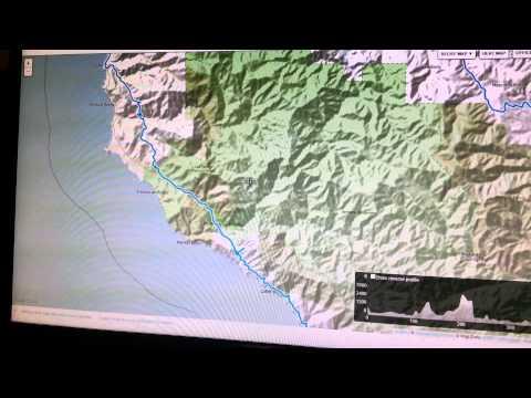 HadesOmega Big Sur DS Trip Pre-Ride Overview
