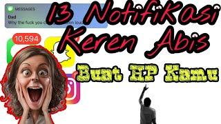 Download lagu NOTIFIKASI KEREN || COCOK UNTUK NOTIFIKASI WHATSAPP DAN MESSENGER KAMU