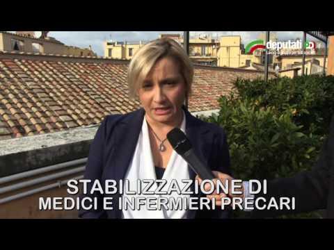 Sanità, Ileana Piazzoni su Legge di Bilancio 2017