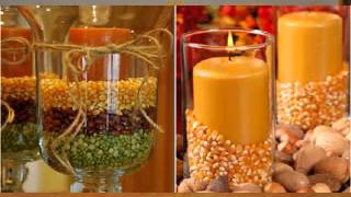 Diy Thanksgiving Decorations Projects Ideas