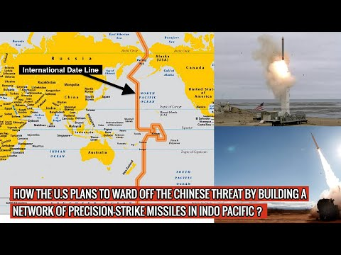 PACIFIC DETERRENCE INITIATIVE - U.S PLANS TO DEPLOY MISSILES WEST OF THE INTERNATIONAL DATE LINE !