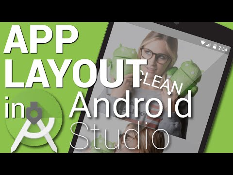 App Layout In Android Studio Android Virgin Lesson 3