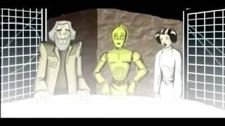 4 Как должен был закончиться Звездные Войны Эпизод 4 Новая надежда