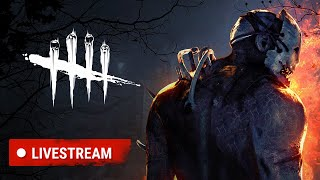Dead by Daylight | Livestream #97 - Put a clever name here[TODO]
