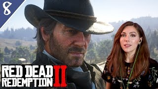 Rescuing Reverend Swanson & Stealing with Hosea | Red Dead Redemption Pt. 8 | Marz Plays