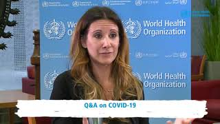 This live discussion about personal, mental, economic and working consequences of the covid-19 pandemic, between dr mike ryan, executive director who ...