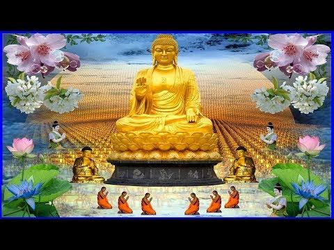 """""""Ai"""" nghe Kinh Phật này mỗi tối mọi khổ đau tan biến may mắn hạnh phúc trọn đời"""