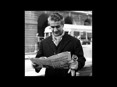 Debussy - Images 'Ibéria' - Celibidache, Danish Radio Orchestra (1970)