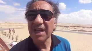 قناة السويس الجديدة : الفنان محمد أبو داود وكلمة مؤثرة عن قناة السويس الجديدة