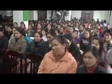Có bầu sau xin ơn: Chị Trần Thị Thanh sinh con sau khi xin ơn có bầu