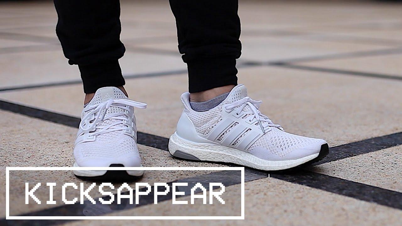 On Feet: Adidas Ultraboost 1.0