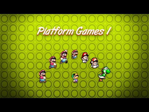 Movement in platform Games