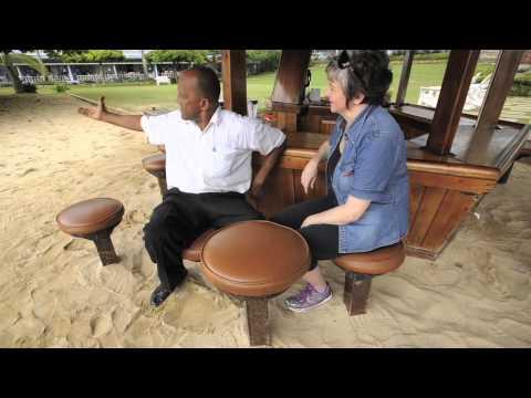 CHUKKA Jamaica - Teddy Tucker, Best Bartender in Ocho Rios