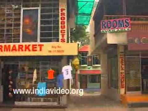 Thekkady Town