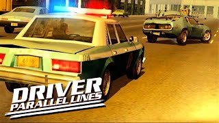 Driver: Parallel Lines (PC) - Gameplay Walkthrough - Mission #10: Paddy Wagon