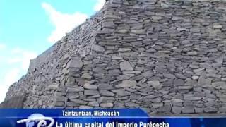 TZINTZUNTZAN la última capital del imperio Purépecha