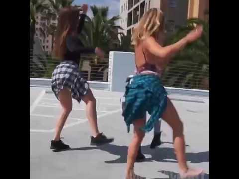 Funk dancing is so damn sexy