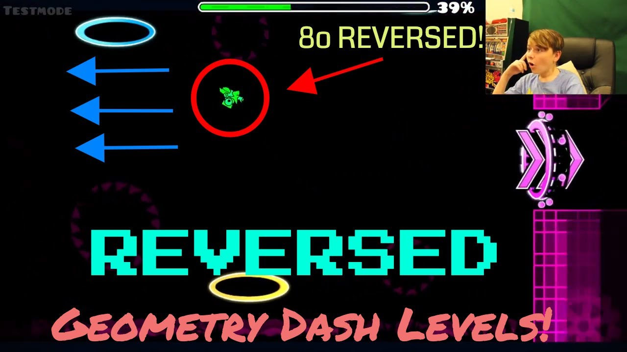 Download DOING REVERSED ROBTOP LEVELS + DEMONS! (ACTUALLY PLAYING GD LEVELS BACKWARDS!)   ChrisCredible Att.