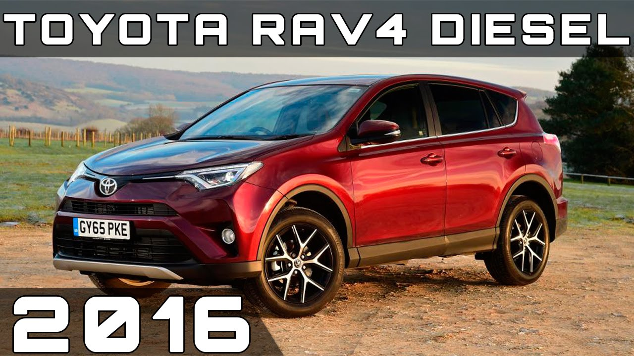 2016 toyota rav4 diesel review youtube. Black Bedroom Furniture Sets. Home Design Ideas