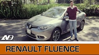 Renault Fluence 2015 - El familiar francés