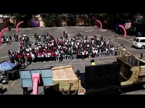 Emmanuel Jal - We Want Peace Mexico Tour