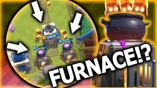 FURNACE IS GOOD NOW!?