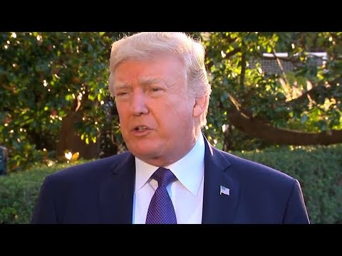 Trump says Iran has not lived up to spirit of agreement about nuclear deal