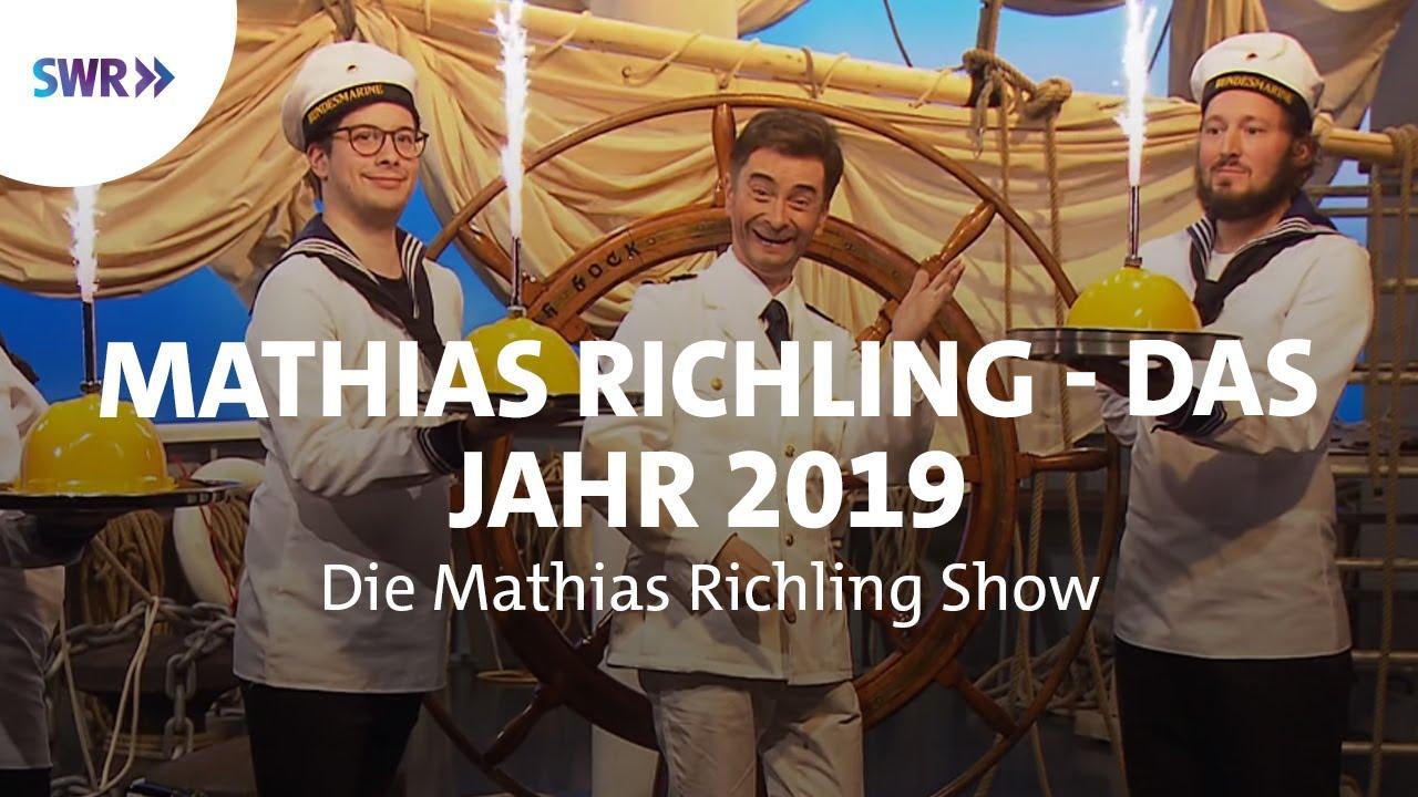 Satirischer Jahresrückblick 2019