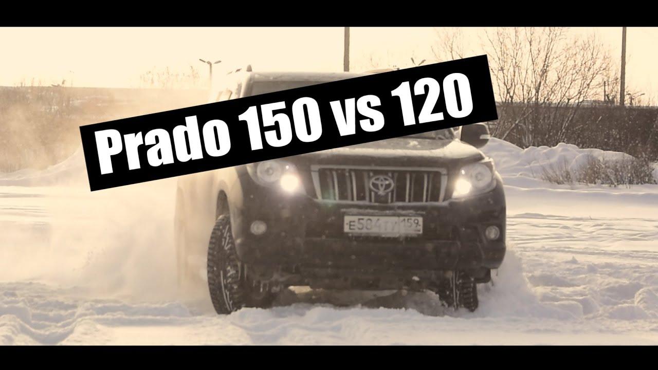 Установка спойлера со стоп сигналом на Toyota Prado 120 - YouTube