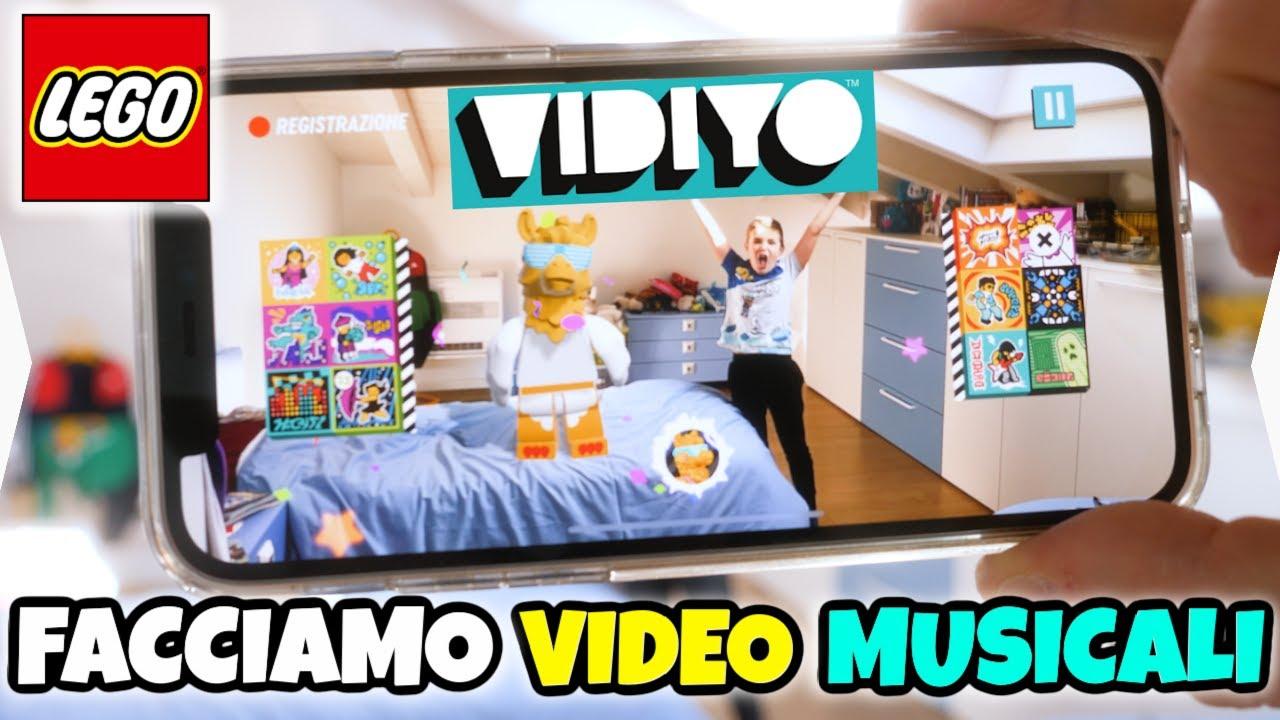 LEGO VIDIYO: FACCIAMO VIDEO MUSICALI Pazzi e Divertenti