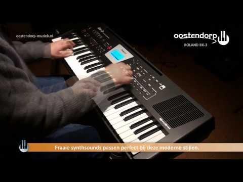 Roland BK-3 | Sound & Style