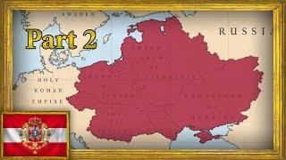 EU4 - Timelapse - MEIOU and Taxes 2.0 - Polish-Lithuanian Commonwealth (Part 2)