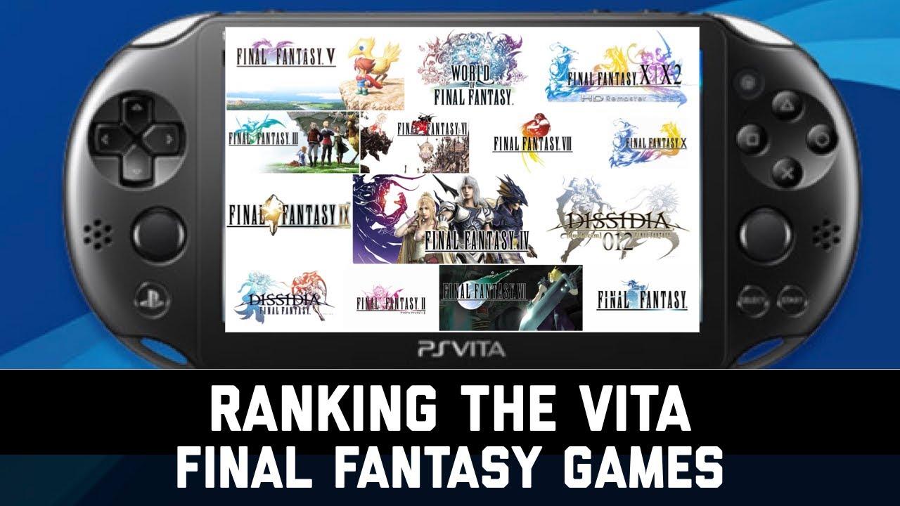 List games ps vita The 25