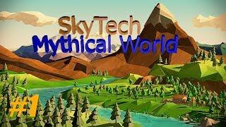 SkyTech #1 Mystical World