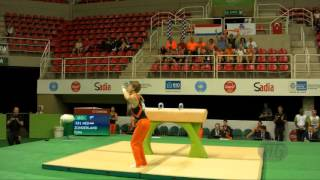 ZONDERLAND Epke (NED) - 2016 Olympic Test Event, Rio (BRA) - Qualifications Pommel Horse