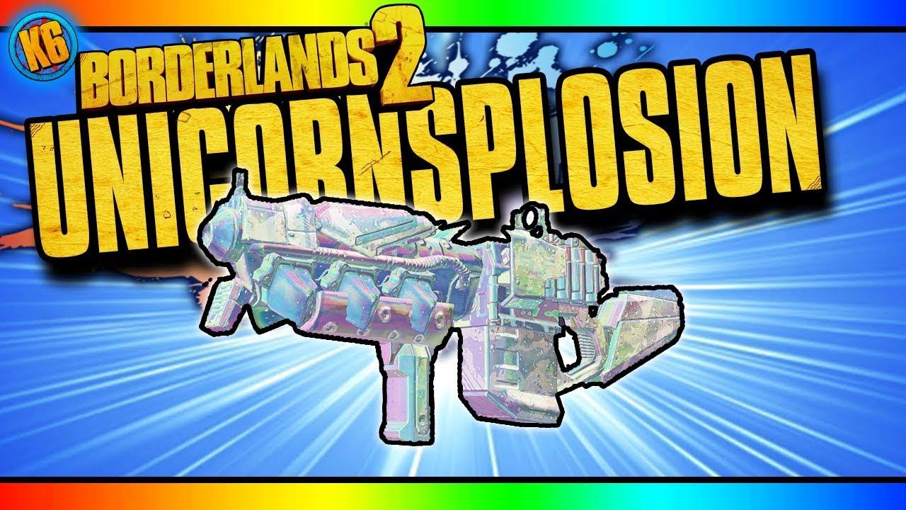 Borderlands 2 Effervescent Gear List: every rainbow rarity item