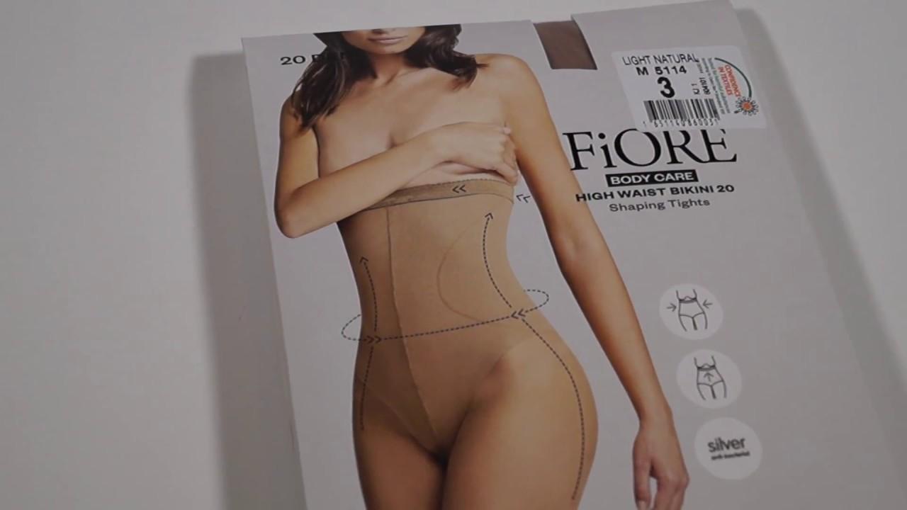 Fiore alakformáló bikini harisnya  abfe455598