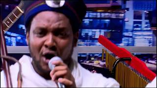 ETHIOPIA - Abush Zeleke Live Performance Seifu on EBS Show - March 27, 2017