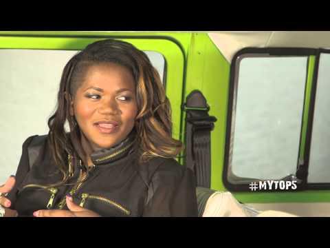 My Top 5 webisode: Busiswa