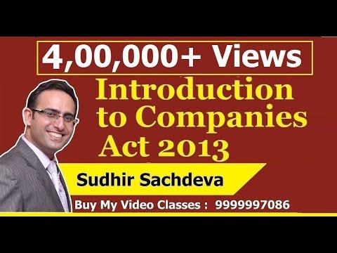 Company law by Sudhir Sachdeva