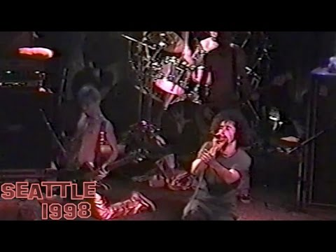 System Of A Down  Mind  【Seattle 1998  60fps】