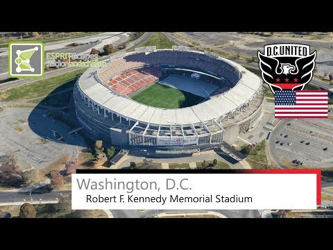 Washington, D.C. - Robert F. Kennedy Memorial Stadium / 2015