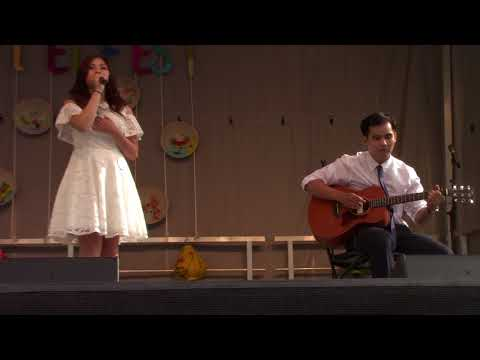 Miss Vietfest 2018 Contestant no 5 Khanh Nguyen perform her talent