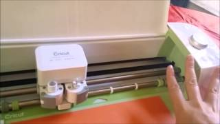 Cricut Explore Step-by-Step Step 1: Linking cartridges and Cutting your first image Thumbnail