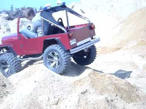 real car for kids junior car for child off road gasoline youtube
