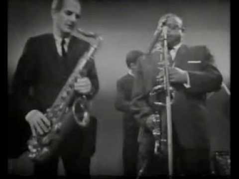 Ben Webster & Ronnie Scott - Night In Tunisia (1964)