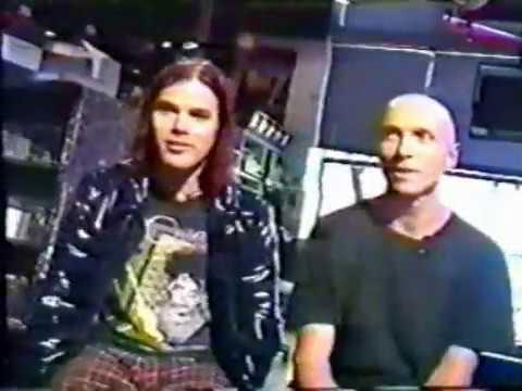 Stabbing Westward (Muchmusic Interviews 1996)