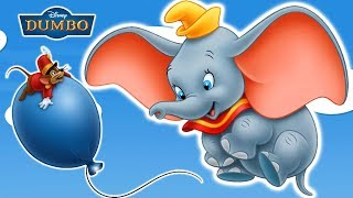 Bedtime Stories in English | DUMBO -  The Flying Elephant Disney Storybook for Kids
