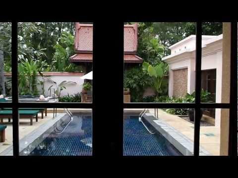 Luxury time at Banyan Tree Phuket 2