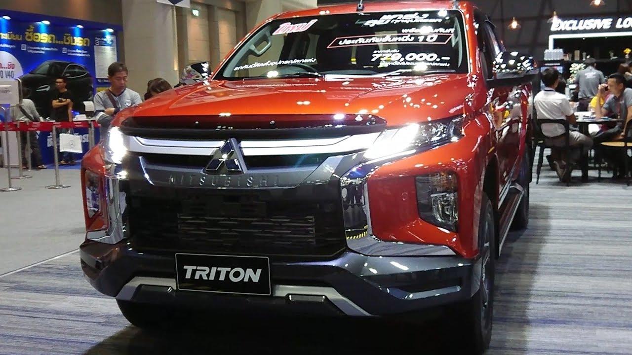 2020 Mitsubishi (L200) Triton Facelift 2.4 D 2WD | Quick ...